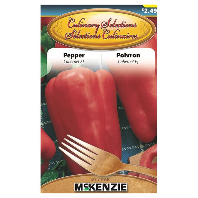 Semences de légumes en sachet McKenzie