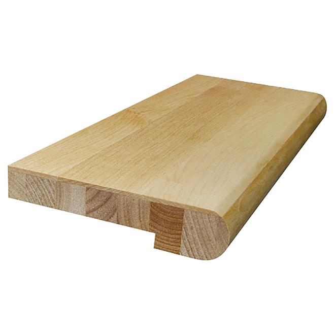 "Maple Stair Nosing - 3/4"" x 4 1/4"" x 8'"
