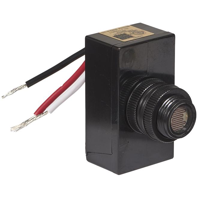 Photo-Electric Control