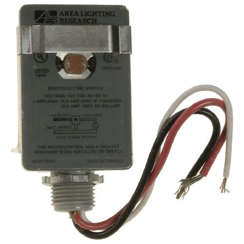 Stem Mount Photoelectric Light Control