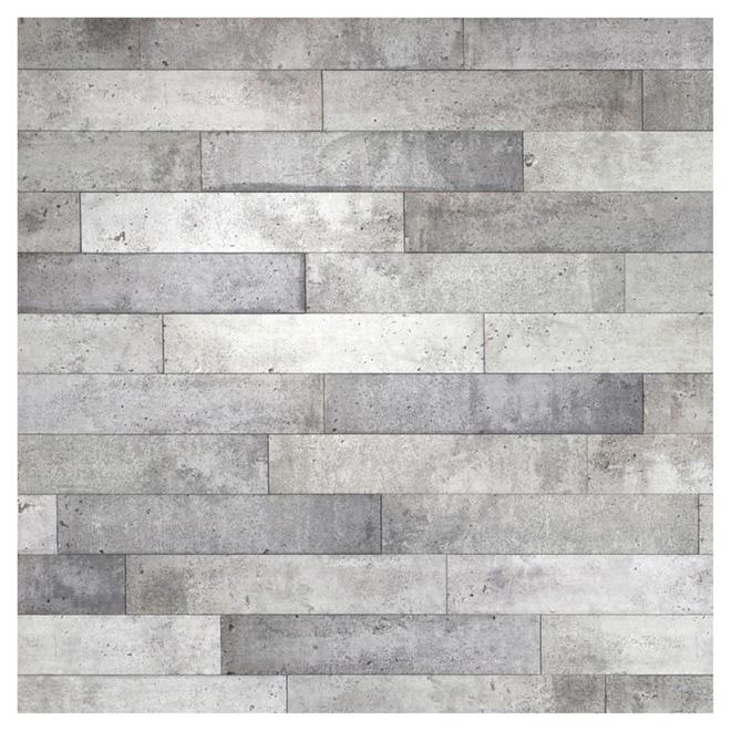 mur design rev tement mural duo b ton r no d p t. Black Bedroom Furniture Sets. Home Design Ideas