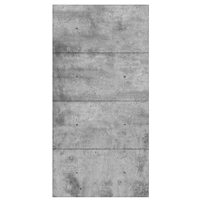 "Wall Panel - Concrete Look - 1/4"" x 48"" x 96"""