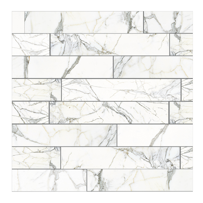 """DUO Atrium"" Wall Panel - HDF - 6"" x 32"" - 6/pqt"