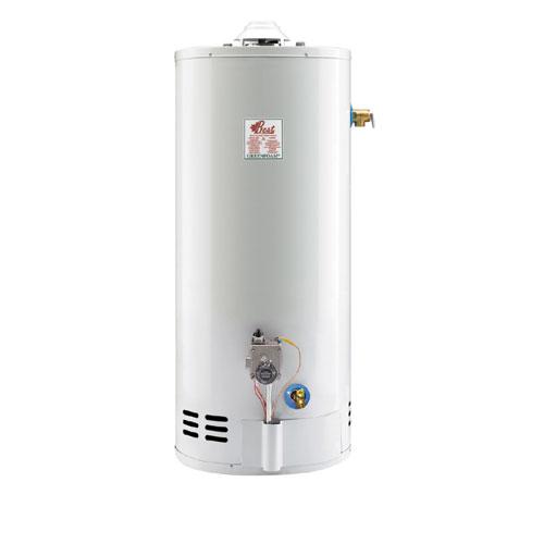 Chauffe-eau au gaz 30 gal, 30 000BTU, blanc