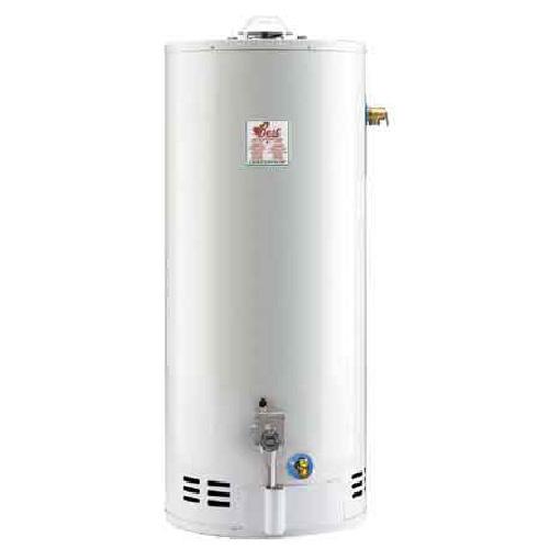 Chauffe-eau au gaz 60 gal, 47 000BTU, blanc