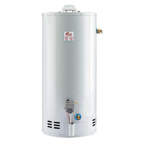 Chauffe-eau au gaz 50 gal, 38 000BTU, blanc
