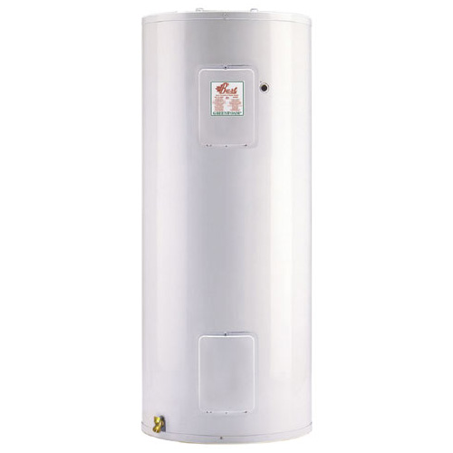 Electric Water Heater 60 Gal - 4500 W - White