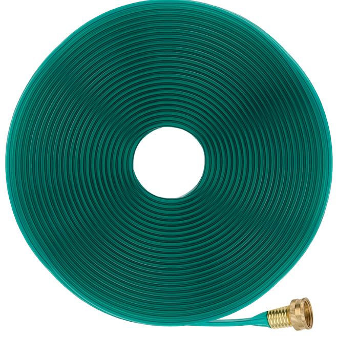 Miracle-Gro(R) Sprinkler Hose - PVC - 50' - Green