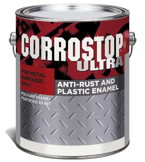 Sico - Anti-Rust Paint - Alkyde - 3.7 L - Gloss Finish - Cornmeal