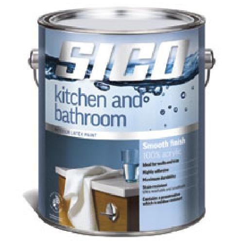 "Kitchen-Bath"""" Acrylic latex Paint"