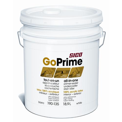 """Go Prime"""""""" Primer-Sealer and Undercoater"""