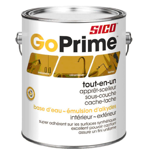 Sico(R) Go Prime(R) Primer Sealer - 946 mL - White