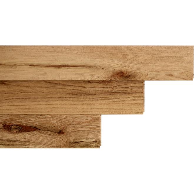 Goodfellow Hardwood Flooring - Red Oak - 20 sq. ft. - Natural