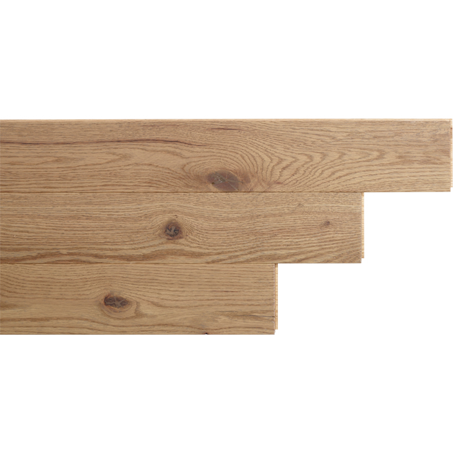 Goodfellow Hardwood Flooring - Red Oak - 20 sq. ft. - Brown