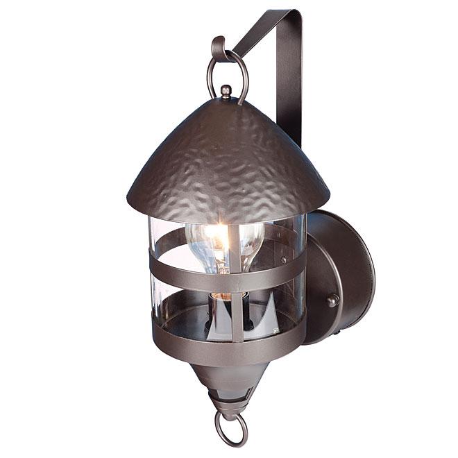 Lanterne murale avec détecteur de mouvement