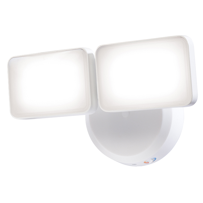 Lumière de sécurité, éclairage automatique, 2 lumières, blanc