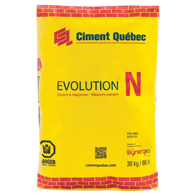 Ciment à maçonner de type N, 30 kg