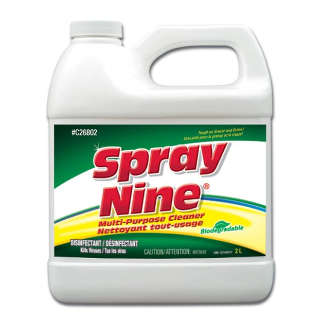 """Spray Nine"" Multi-Purpose Cleaner"