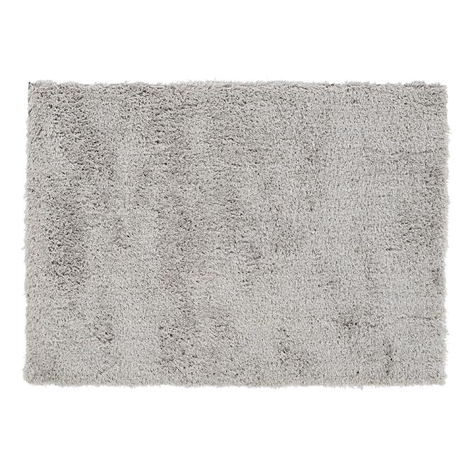Tapis d'intérieur Pallio de Korhani Home, 5 pi x 7 pi, gris