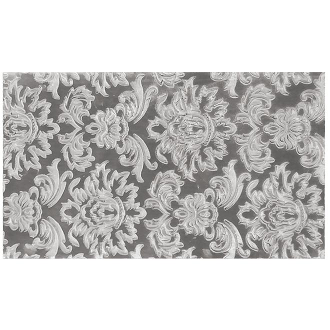 """""""Sousanna"""" Interior Carpet - 26"""" x 45"""" - Dark Grey"""