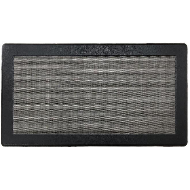 Studio - Indoor/Outdoor Anti-Fatigue Mat - Textaline - 19-in x 35-in - Brown