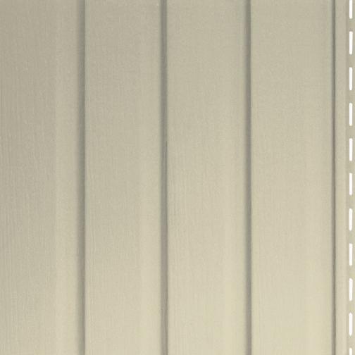 """Revêtement extérieur Élégance, vinyle, 12' x 10"""", ivoire"""