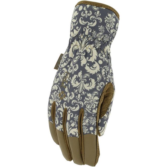 Gants de jardinage Ethel pour femmes, petite taille, cuir synthétique, jubilé