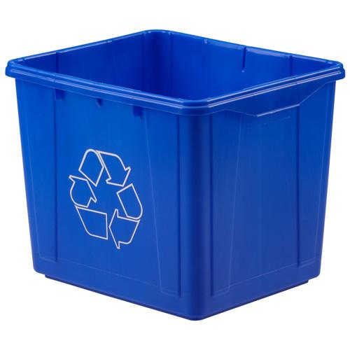 Bac de recyclage Norseman, 60 litres