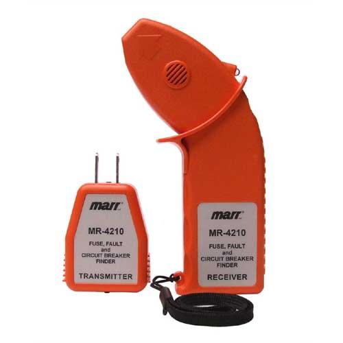 Circuit Breaker Identifier - 110/125 VAC - 50/60 Hz