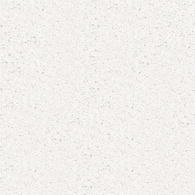 """Comptoir stratifié, 1,25'' x 25,5'' x 96"""", neige Arctique"""