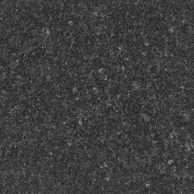 """Comptoir moulé Profil 2700, stratifié, 72"""", pierre de nuit"""