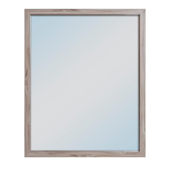 Miroir Signatory Perfection, 17 po x 25 po blanc blush
