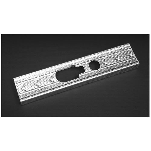 """Colombage en acier galvanisé de 2 1/2"""" x 12'"""