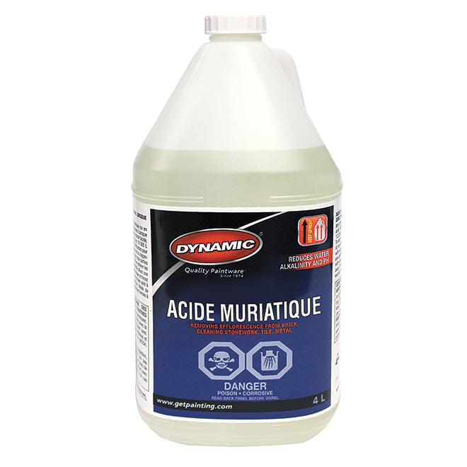 Acide Chlorhydrique Nettoyage dynamic acide chlorhydrique aa681300 | réno-dépôt