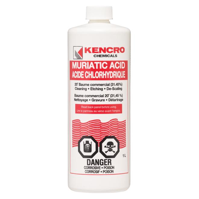 Acide chlorhydrique, 1 L