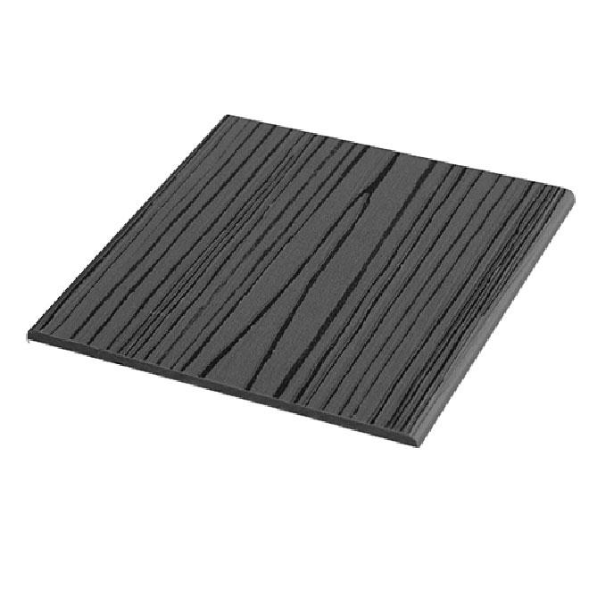 ELEGANCE Fascia En Composite Pour Terrasse Gris RénoDépôt - Materiaux composite pour terrasse