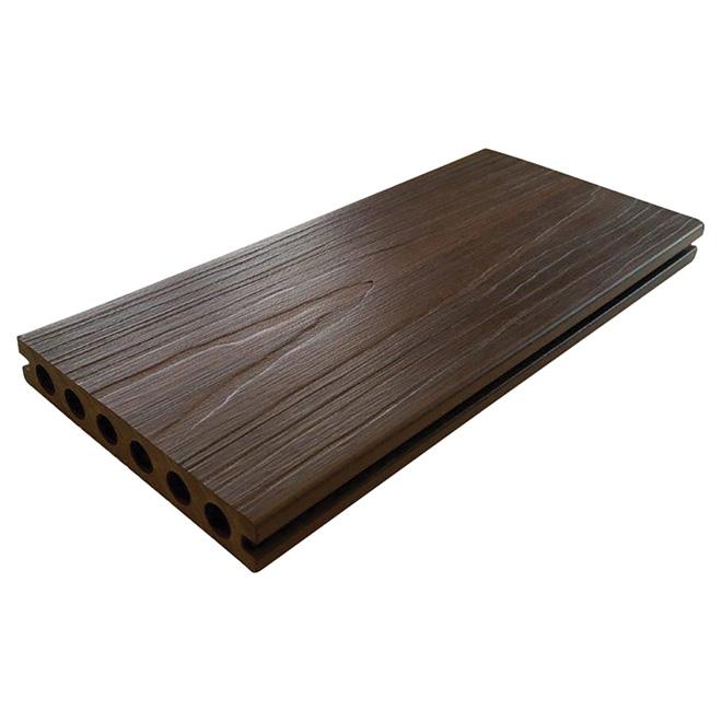 Deck Board - 12' - Composite - Walnut