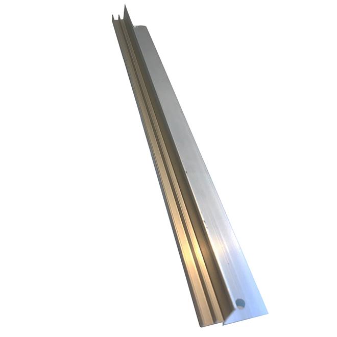 Bordure de départ en aluminium, 10'