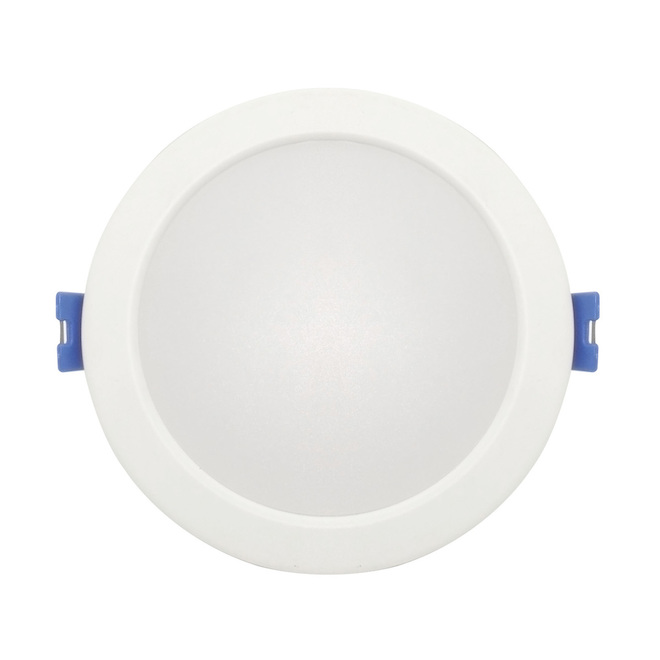Leadvision Recessed LED Light Fixture with Integrated Junction Box - Slim Pro - 4-in - White