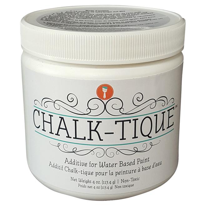 chalk tique chalk tique powder paint additive 113g réno dépôt