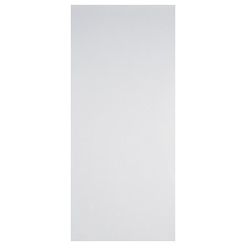 Porte coupe-feu, 33 13/16'' x 79 1/8'', blanc