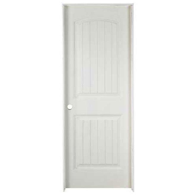 """""""Cheyenne"""" 2-Panel Pre-Hung Door 28"""" x 80"""" - Left"""