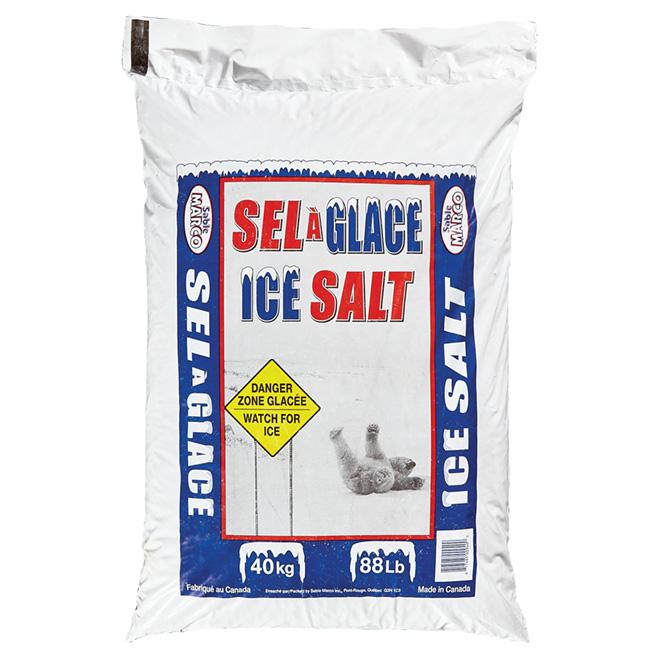 Sel à glace Sable Marco, 40 kg