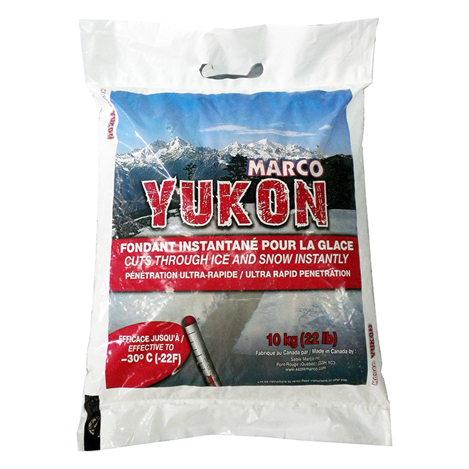 Déglaçant Marco, Yukon, 10 kg