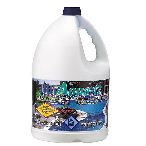 """Ultraqua 12"" Chlorinating Liquid"