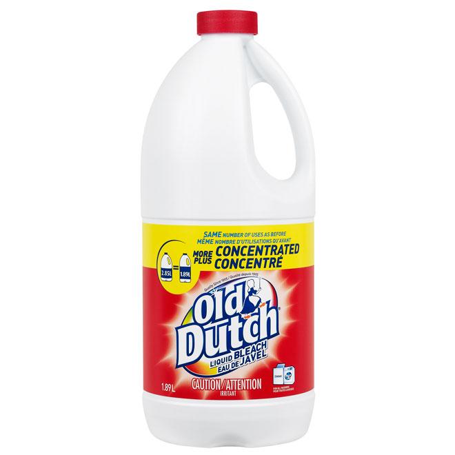 """""""Old Dutch"""" Liquid Bleach"""