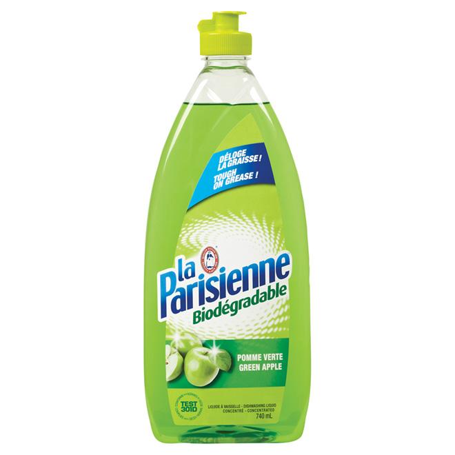 Liquide à vaisselle pomme verte 740 ml