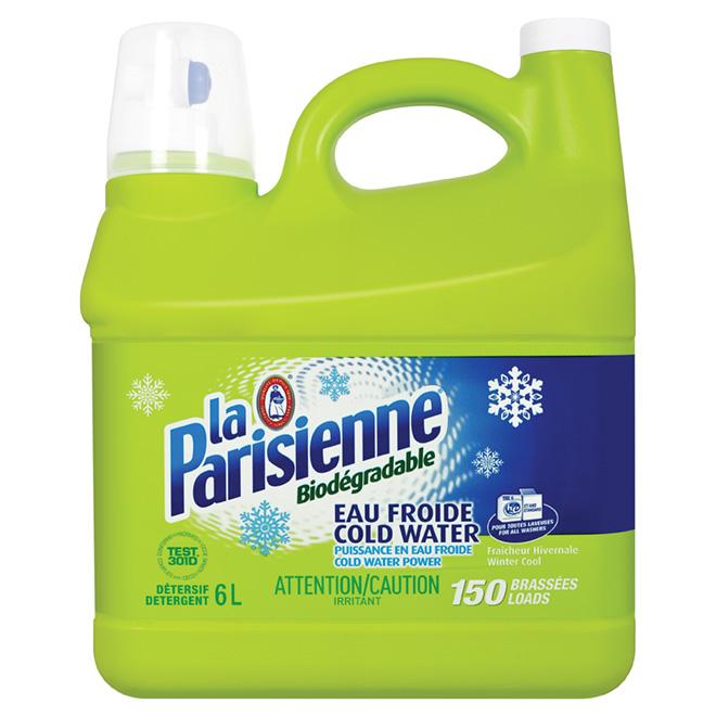 Détergent pour lessive eau froide 6 l