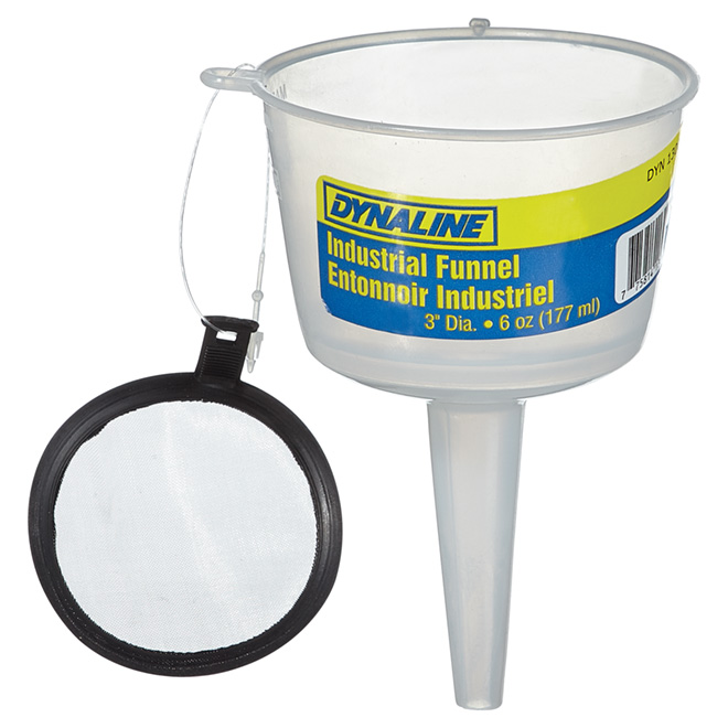 "Multi-Purpose Funnel with Filter - 3"""