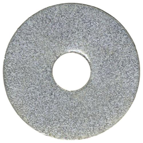 Rondelle de protection en acier Precision, 2 po de diamètre externe x 17/32 po interne, zinguées, paquet de 50